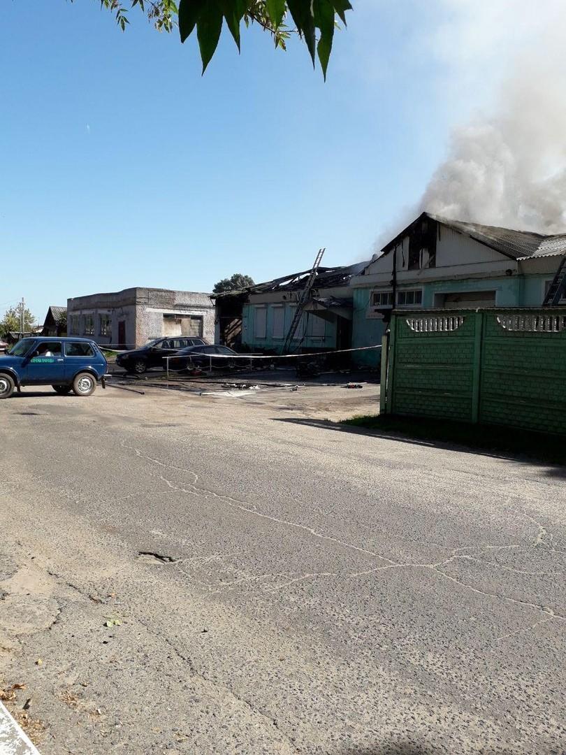 проявления в городе бирюч сгорел автосервис фото проживший долгую жизнь